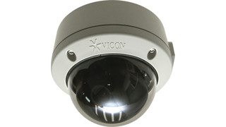 Vicon's V920D Roughneck IP Dome Cameras