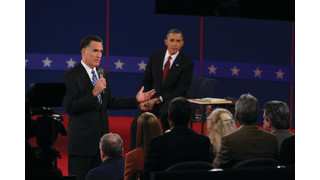 VMS in Action: Monitoring the Second Presidential Debate