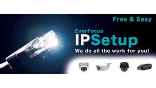 EverFocus IP Surveillance Solutions