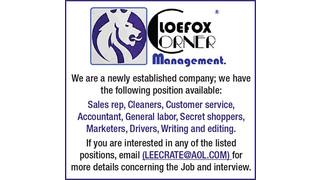LoeFox Corner Management