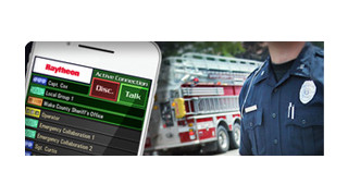 Raytheon releases One Force Mobile Collaboration app for first responders