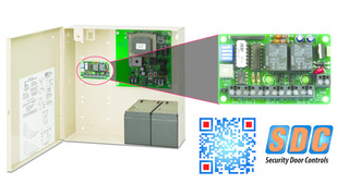 SDC's UR1-V1 Universal Access Controller