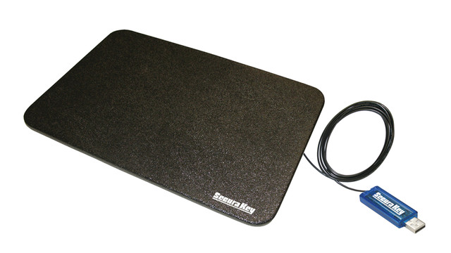 Secura Key RFID flat pad antenna