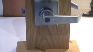 Video: Alarm Lock's tiered school lockdown security solutions