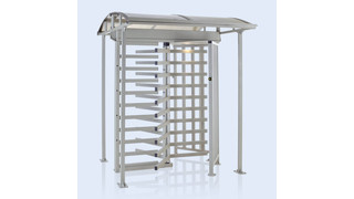 PERCo-RTD-15 Full Height Rotor Turnstile