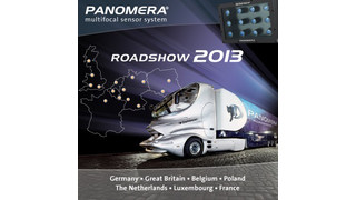 Dallmeier's Panomera truck back on tour in 2013