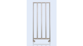 PERCo-MB-15 Full Height Railings