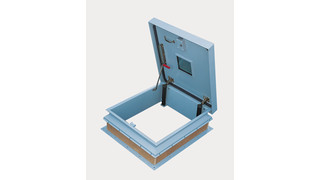 Security Roof Hatch