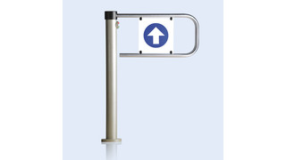 PERCo-WHD-04 Electromechanical Wicket Gate