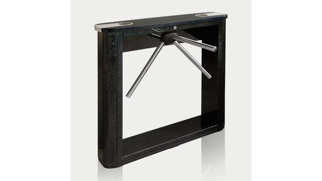TTD-03.1E Box Tripod Turnstile with black top cover