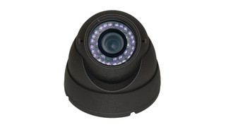 Channel Vision Technology's 6821-O Varifocal Eyeball Dome Camera
