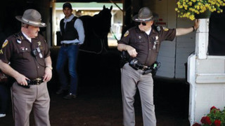 Louisville police make security preparations for Kentucky Derby