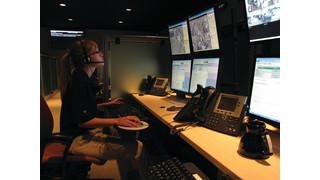 Video Surveillance: Remote Monitoring of Megapixel Cameras