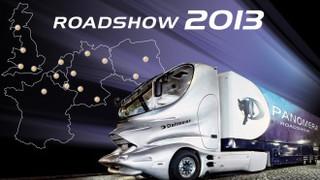 Dallmeier's Panomera truck back on tour in 2013