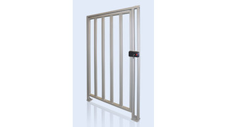 PERCo-WHD-15 Full Height Security Gate