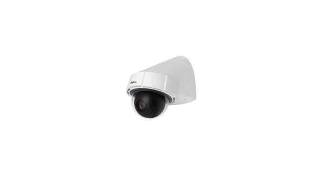 Axis' P5414-E PTZ Dome Network Camera