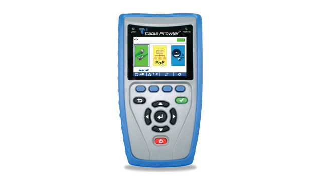 T3 Innovation's Cable Prowler Cable Tester