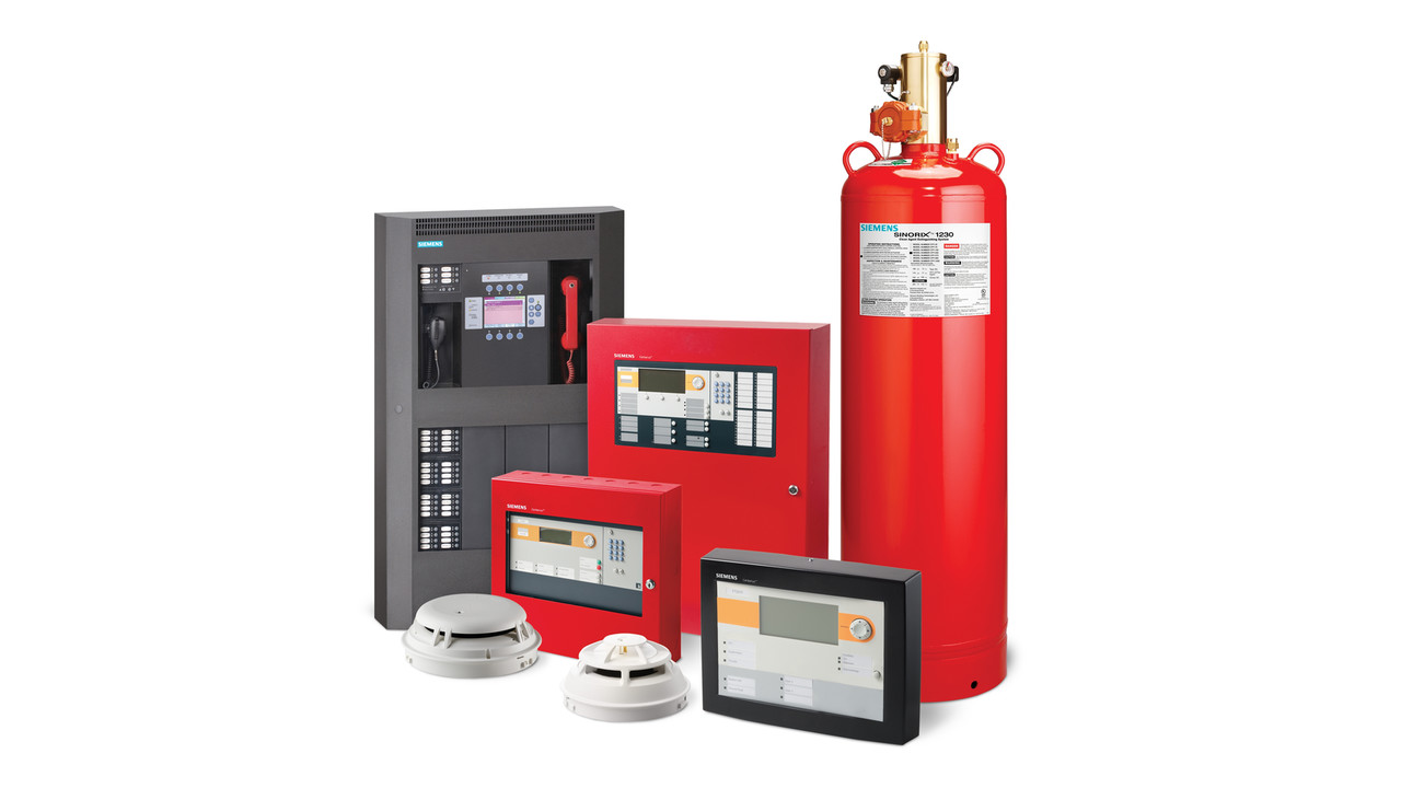 Siemens Displays New Products At Nfpa Securityinfowatch Com