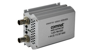 CNVETX1 video encoder/decoder