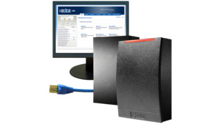HID Global's networked access control solution streamlines access to shared, temporary offices