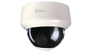 Linear high-resolution analog surveillance cameras
