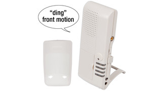 STI-V34700 wireless indoor motion detector alert