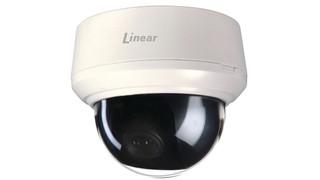 Linear high-resolution analog surveillance cameras
