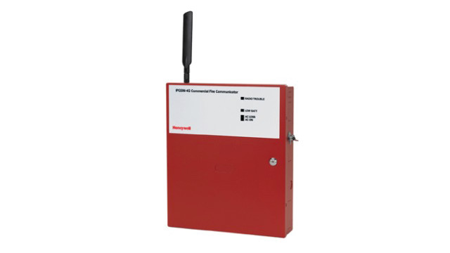 Honeywell's IPGSM-4G Fire Alarm Communications Panel