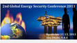 2nd Global Energy Security Conference