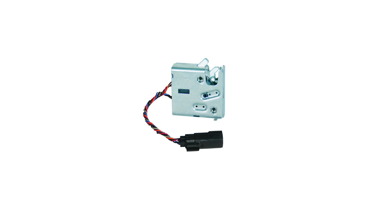 Expanded R4 Em Electronic Rotary Latch Product Class