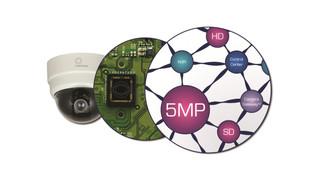 IndigoVision IP 5 MP camera
