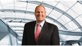 Dave Cote selected CEO of the year