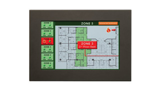 "Comark to feature new 10"" Smart Display at the 2013 NFPA Expo"