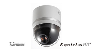 JVC IP-based dome surveillance camera meet ONVIF specs