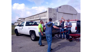 Securadyne Systems' employees come to the aid of one of their own in Oklahoma City