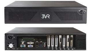 3VR's 5000-Series NVRs/HVRs