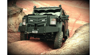 TAG's Ballistic Armored Tactical Transport S AP