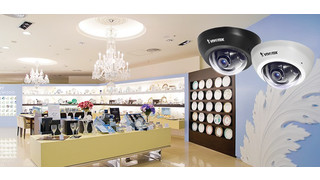 Vivotek FD8166 Ultra-Mini Network Dome Camera