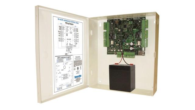 Secura Key's SK-ACPE-LE Two-Door Access Control Panel