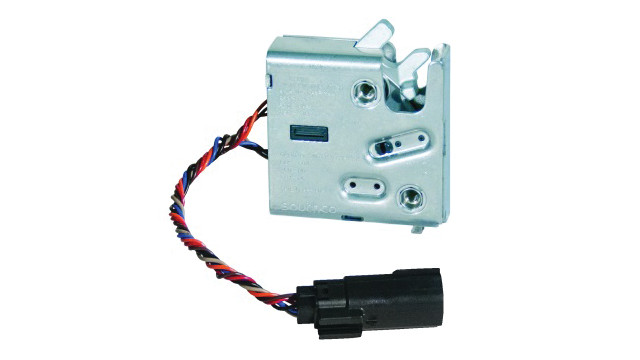 Expanded R4-EM Electronic Rotary Latch product class