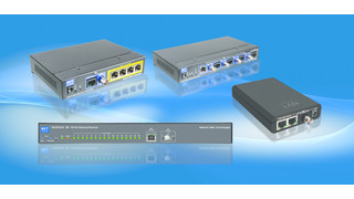 NVT TBus IP transmission