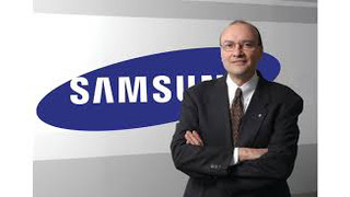 Frank De Fina steps down from Samsung
