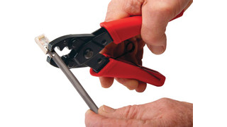 Platinum Tools' CT-360 External Ground Crimp Tool