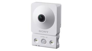 Sony's SNC-CX600 and SNC-CX600W cameras