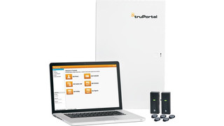 Interlogix TruPortal Access Control Systems