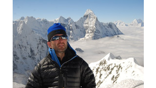 Mountain climber to open locks, operate Z-Wave devices from top of Himalayan mountain