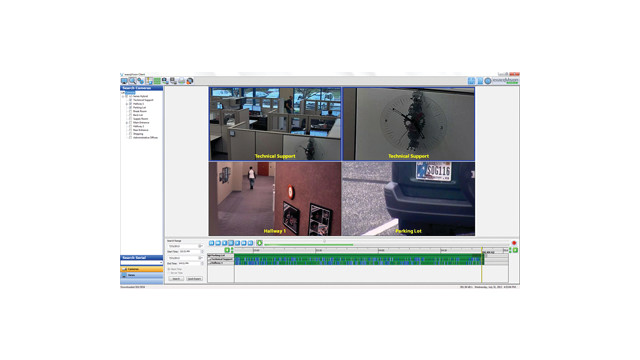 Exacq LC-Series hybrid and IP camera network video recorder