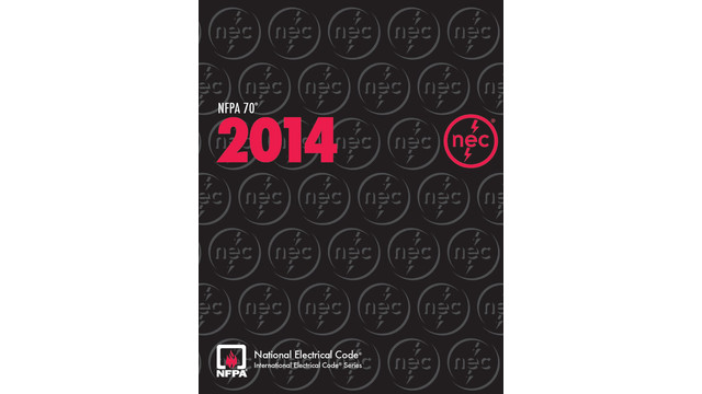 Security Watch: NFPA releases 2014 National Electrical Code
