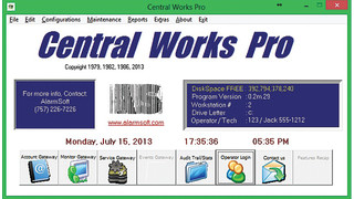 Central Works Pro