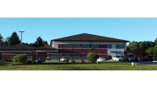Diebold establishes new electronic security headquarters facility